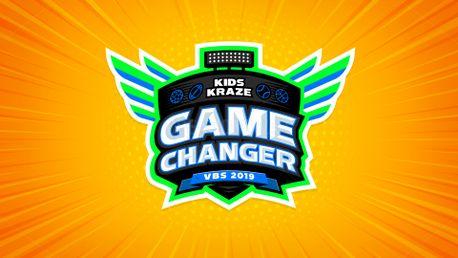 Game Changer Logo (79520)