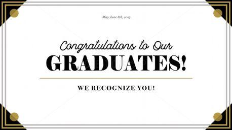 Congratulation Graduates (79552)