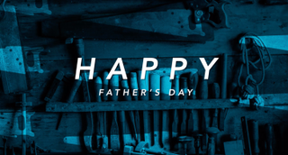 Happy Father's Day Title