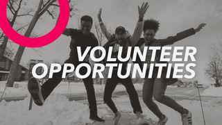 Volunteer Opportunities Vol 1