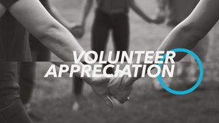 Volunteer Opportunities Vol 1