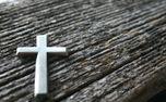 Cross on Wood (79835)