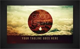 Good Friday | Invite Card