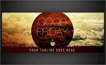 Good Friday | 2' x 5' Banner