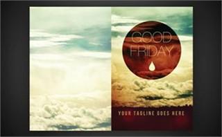 Good Friday | 8.5x11 Bulletin