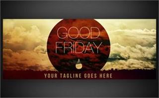 Good Friday | 3'x8' Banner