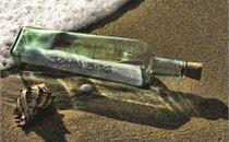 John 3:16 Message In A Bottle