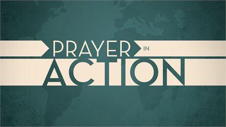 Prayer in Action (HD) (8102)