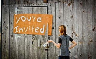 You're invited(girl)