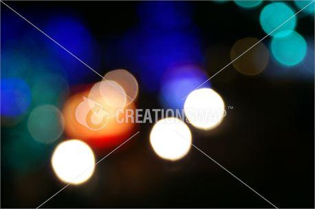 Colorful Christmas Lights (8264)