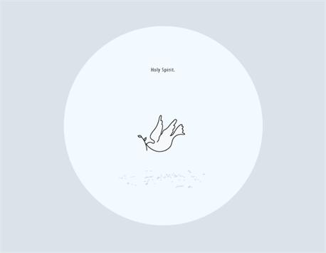 Holy Spirit (8512)