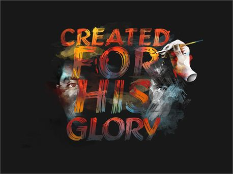 Created For His Glory (8571)