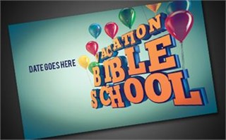 VBS - Invite Card