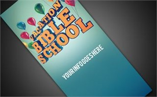 VBS - 2'x5' Banner