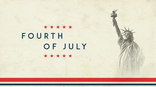 Fourth of July - Lady Liberty