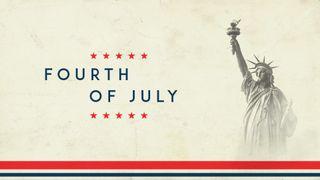 Fourth of July - Lady Liberty