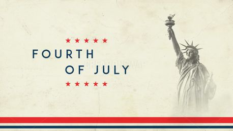 Fourth of July - Lady Liberty (80030)