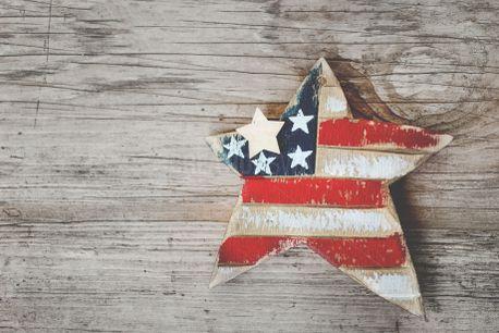 Patriotic Star (80061)