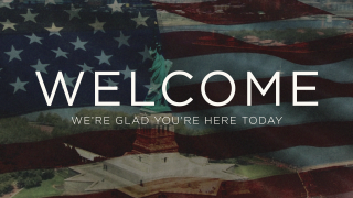 We Are Americans Welcome