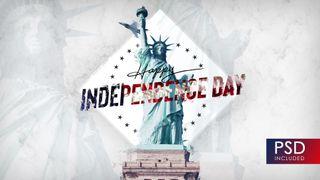 Independence Day - Slide