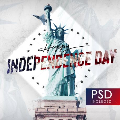 Independence Day - Social (80145)