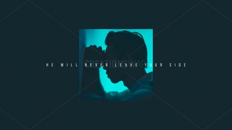 He will never leave your side (80289)
