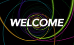 Dot Circle Welcome (80330)