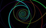 Dot Circle Background 1 (80331)