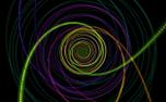 Dot Circle Background 4 (80334)