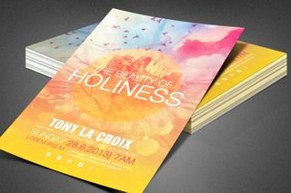 Beauty of Holiness Flyer