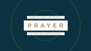 Prayer Slide 2019