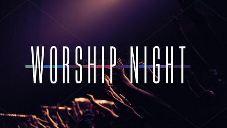 Worship Night - Holy Spirit (80640)