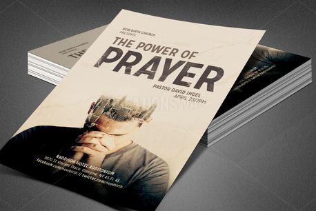 The Power of Prayer Flyer (80656)