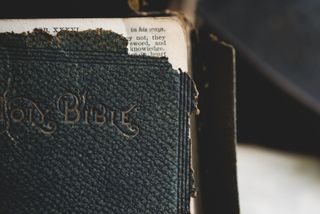 Well Used Bible
