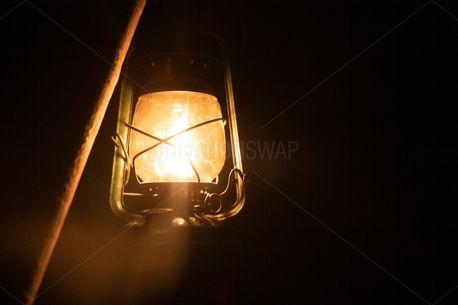 A glowing lantern (80961)