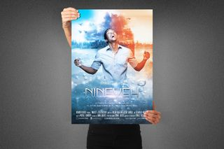 Nineveh Movie Poster Template