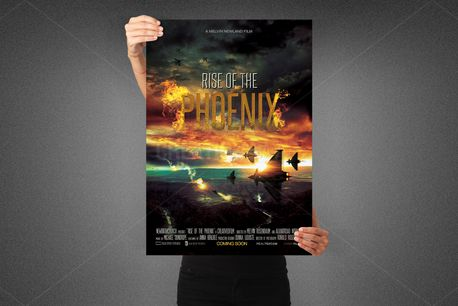 Rise of the Phoenix Poster (80984)