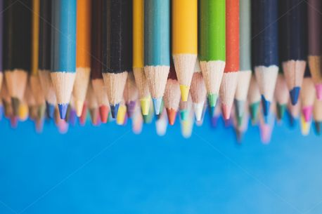 Up close colored pencils (81024)