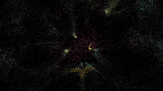 Particle Background 4