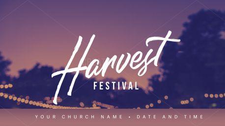 Harvest Festival - 02 (81312)