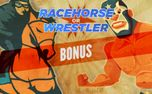 Racehorse of Wrestler Game  (81409)