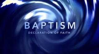 Baptism Radial Swirl