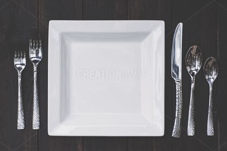 Empty Place Setting (81696)