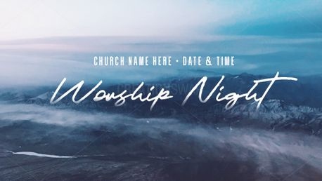 Worship Night  (81733)