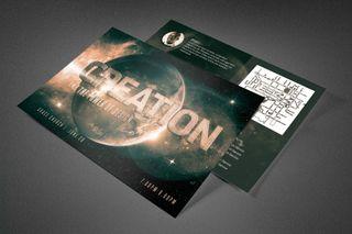 Creation Church Postcard