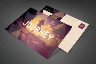 Journey Church Postcard