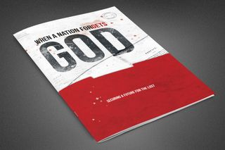 When a Nation Forgets God Bull