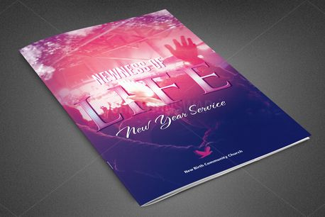 Newness of Life Bulletin (81951)