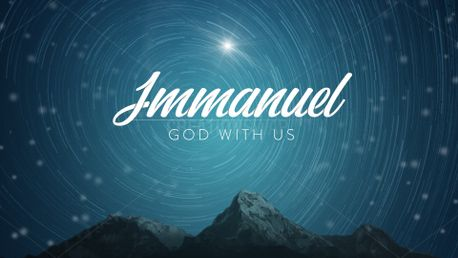 Immanuel God With Us (81965)