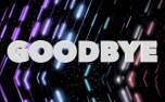 Line Angle Goodbye (82005)